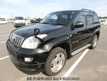 Used 2006 TOYOTA LAND CRUISER PRADO BG318419 for Sale for Sale