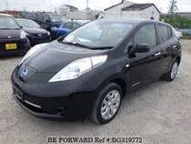 Used 2013 NISSAN LEAF BG319772 for Sale for Sale