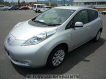 Used 2014 NISSAN LEAF BG319779 for Sale for Sale