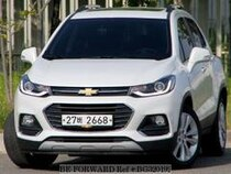 Used 2018 CHEVROLET TRAX BG320192 for Sale for Sale