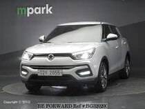 Used 2018 SSANGYONG TIVOLI BG320200 for Sale for Sale