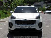 Used 2017 KIA SPORTAGE BG320203 for Sale for Sale