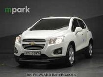 Used 2016 CHEVROLET TRAX BG320212 for Sale for Sale