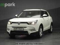 Used 2016 SSANGYONG TIVOLI BG320214 for Sale for Sale
