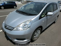 Used 2013 HONDA FIT SHUTTLE BG321996 for Sale for Sale