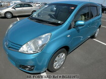 Used 2008 NISSAN NOTE BG321972 for Sale for Sale