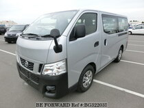 Used 2014 NISSAN CARAVAN VAN BG322035 for Sale for Sale