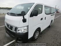 Used 2014 NISSAN CARAVAN VAN BG322036 for Sale for Sale