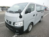 Used 2014 NISSAN CARAVAN VAN BG322037 for Sale for Sale