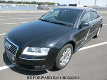 Used 2007 AUDI A8 BG322019 for Sale for Sale