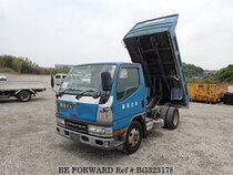 Used 2002 MITSUBISHI CANTER BG323178 for Sale for Sale