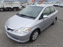 Used 2005 HONDA FIT ARIA BG322082 for Sale for Sale