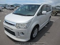 Used 2009 MITSUBISHI DELICA D5 BG322291 for Sale for Sale