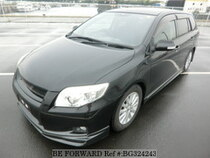 Used 2008 TOYOTA COROLLA FIELDER BG324243 for Sale for Sale