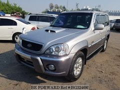 HYUNDAI Terracan for Sale