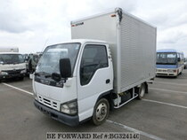 Used 2005 ISUZU ELF TRUCK BG324140 for Sale for Sale