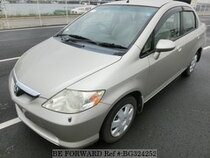Used 2004 HONDA FIT ARIA BG324252 for Sale for Sale