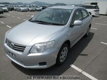 Used 2012 TOYOTA COROLLA AXIO BG325484 for Sale for Sale