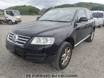 Used 2005 VOLKSWAGEN TOUAREG BG325608 for Sale for Sale