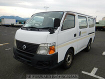 Used 2007 NISSAN CARAVAN VAN BG325850 for Sale for Sale