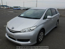 Used 2014 TOYOTA WISH BG325848 for Sale for Sale