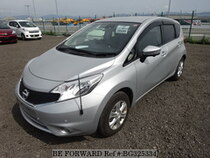 Used 2017 NISSAN NOTE BG325334 for Sale for Sale