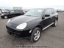 Used 2004 PORSCHE CAYENNE BG327202 for Sale for Sale