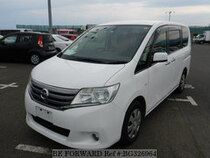 Used 2012 NISSAN SERENA BG326964 for Sale for Sale