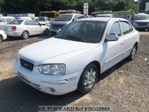 Used 2002 HYUNDAI AVANTE (ELANTRA) BG329909 for Sale for Sale