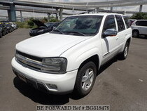 Used 2001 CHEVROLET TRAILBLAZER BG318479 for Sale for Sale