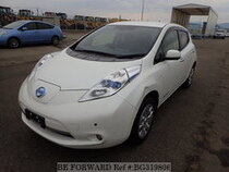 Used 2014 NISSAN LEAF BG319806 for Sale for Sale