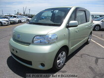 Used 2010 TOYOTA PORTE BG320664 for Sale for Sale