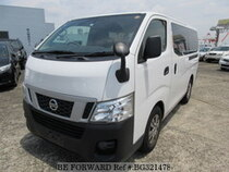 Used 2014 NISSAN CARAVAN VAN BG321478 for Sale for Sale