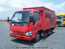 Used 2007 ISUZU ELF TRUCK BG323180 for Sale for Sale