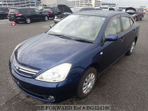 Used 2005 TOYOTA ALLION BG324190 for Sale for Sale