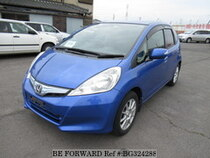 Used 2012 HONDA FIT HYBRID BG324288 for Sale for Sale