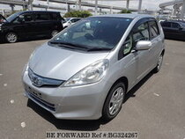 Used 2010 HONDA FIT HYBRID BG324267 for Sale for Sale