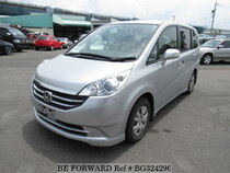 Used 2008 HONDA STEP WGN BG324290 for Sale for Sale