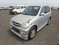 Used 2001 DAIHATSU TERIOS KID BG325380 for Sale for Sale