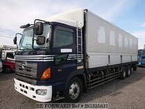 Used 2008 HINO PROFIA BG325831 for Sale for Sale