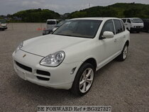 Used 2006 PORSCHE CAYENNE BG327327 for Sale for Sale