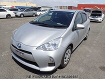 Used 2014 TOYOTA AQUA BG329165 for Sale for Sale