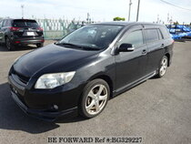 Used 2007 TOYOTA COROLLA FIELDER BG329227 for Sale for Sale