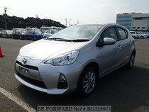 Used 2014 TOYOTA AQUA BG328971 for Sale for Sale