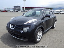Used 2013 NISSAN JUKE BG330013 for Sale for Sale