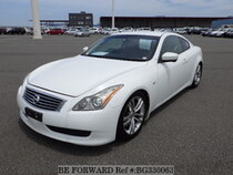 Used 2008 NISSAN SKYLINE COUPE BG330063 for Sale for Sale