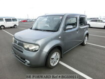 Used 2010 NISSAN CUBE BG330211 for Sale for Sale