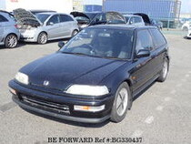 Used 1990 HONDA CIVIC BG330437 for Sale for Sale