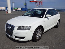Used 2005 AUDI A3 BG330035 for Sale for Sale