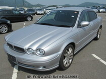 Used 2002 JAGUAR X-TYPE BG330921 for Sale for Sale
